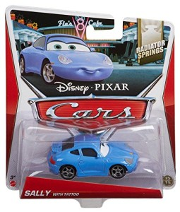 cars sally