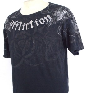 affliction black