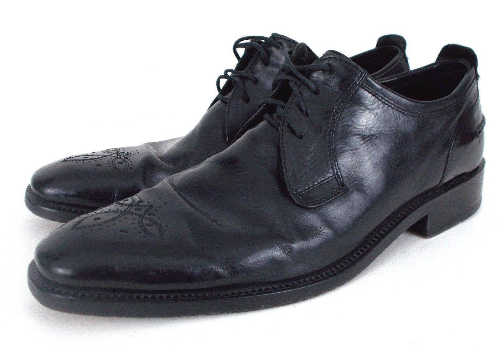 After eBay and paypal fee's I received $4.00. cole haan black