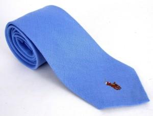 rl baby blue tie