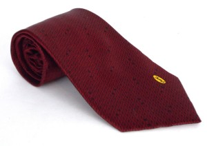 yves maroon tie