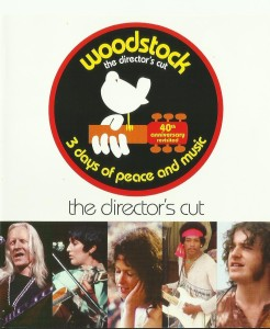 woodstock dvd
