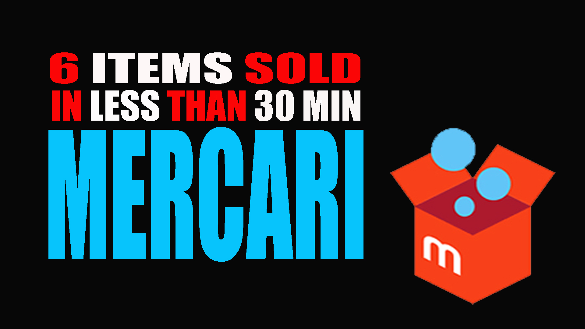 sold in less than 30 min on mercari