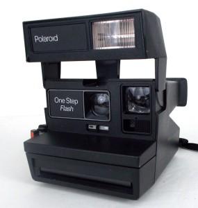 polaroid one step