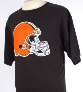 cle browns tee